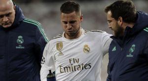 Ρεάλ Μαδρίτης: Χειρουργείται και κάνει αγώνα δρόμου για το Euro ο Αζάρ