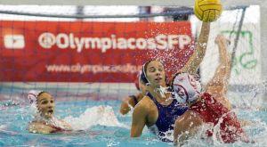 Α1 πόλο γυναικών: Πήρε το ντέρμπι ο Ολυμπιακός