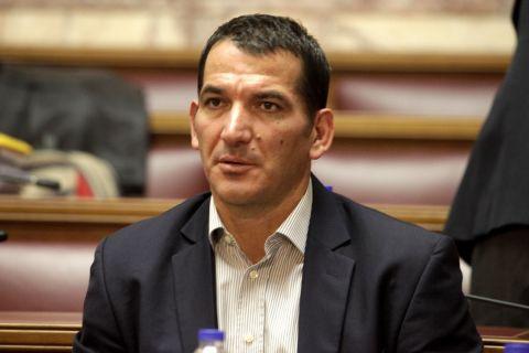 Ο Πύρρος Δήμας στο Ελληνικό Κοινοβούλιο