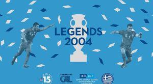 Εθνική Ελλάδας: Πρωταθλητές ξανά, 15 χρόνια μετα!