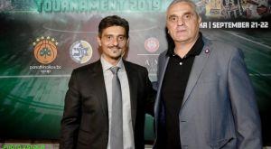 """Διαμαντόπουλος στον Sport24 Radio 103.3: """"Γιατί φοβάστε;"""""""