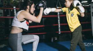 Το αξιοθαύμαστο τμήμα πυγμαχίας μίας δασκάλας με αυτιστικά παιδιά
