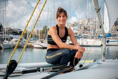 Ολυμπιακοί Αγώνες - Ιστιοπλοΐα: Τρίτη η Καραχάλιου στην κούρσα μεταλλίων, ένατη στην τελική κατάταξη