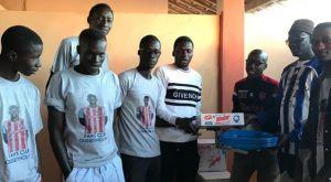 Κορονοϊός: Ο Μπα έστειλε στη Σενεγάλη υλικά για την προστασία από τον ιό