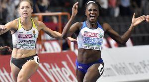 Η Άσερ Σμιθ πρωταθλήτρια Ευρώπης στα 100μ.