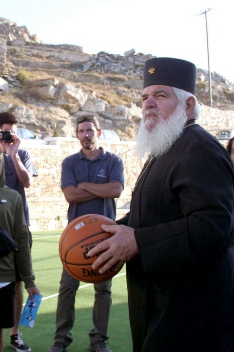 """Ο Δημήτρης Διαμαντίδης είναι ο ήρωας της διπλανής πόρτας για τους """"Μικρούς Ήρωες"""""""