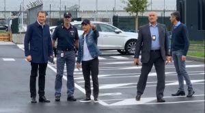 Ίντερ: Αποθέωση για τον Σάντσες στο αεροδρόμιο του Μιλάνου