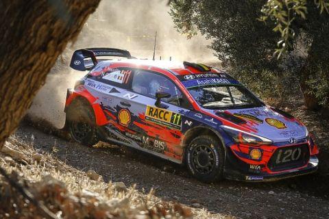 WRC: Ματαιώθηκε το Ράλι Αυστραλίας