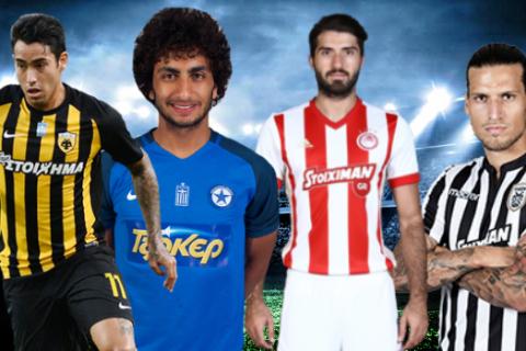 POLL: Ποιος ήταν ο καλύτερος ξένος ποδοσφαιριστής της Super League;