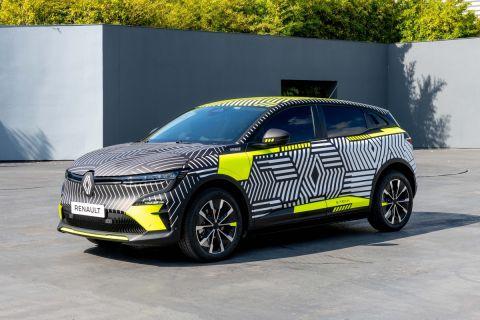 Το ηλεκτρικό Renault Megane