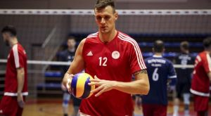 Volley League ανδρών: O Γκάβιν Σμιτ αναδείχτηκε MVP της 4ης αγωνιστικής
