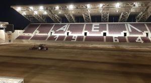 ΑΕΛ: Μέρα-νύχτα οι εργασίες στο γήπεδο της Λάρισας