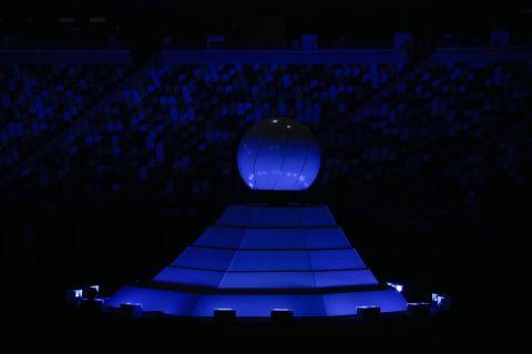 Η στιγμή που η Ολυμπιακή Φλόγα έσβησε