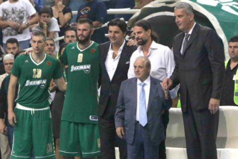 """Βράνκοβιτς στο Sport24.gr: """"Ο Παύλος Γιαννακόπουλος είχε τη μεγαλύτερη καρδιά"""""""