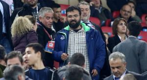Βασιλειάδης: «Η ομάδα θα μας χαρίσει χαρές και πάλι»