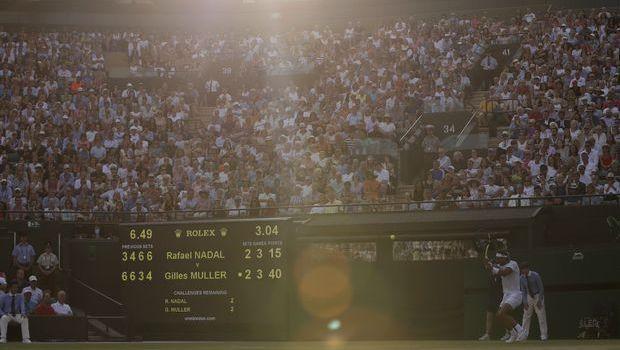 Το Θρυλικό Wimbledon Championships