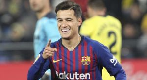 Κουτίνιο: «Είμαι χαρούμενος, παίζω στην καλύτερη ομάδα της Ισπανίας»