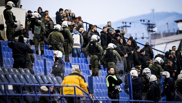 Με 200 οπαδούς του ο Ολυμπιακός στο ματς με τον Ατρόμητο