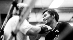 Manny Pacquiao: «Δεν έχω αποφασίσει ακόμα αν θα είμαι με τον Freddie Roach»