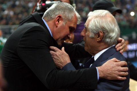 PHOTOS: Οι στιγμές του Παύλου Γιαννακόπουλου στον Παναθηναϊκό