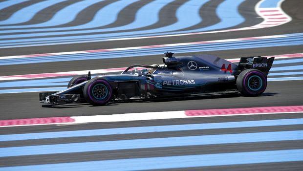 GP Γαλλίας (Q): Ο Χάμιλτον στην 75 του πολ ποζίσιον
