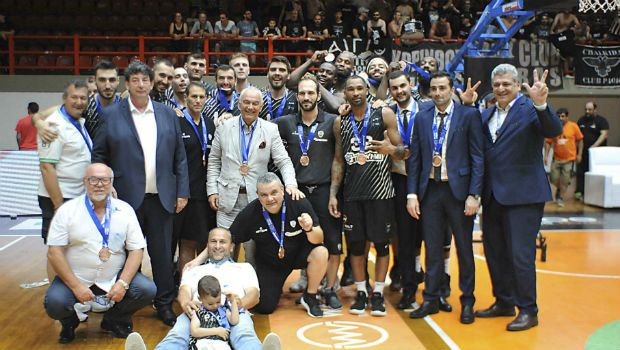 Στο Basketball Champions League κι επίσημα ο ΠΑΟΚ