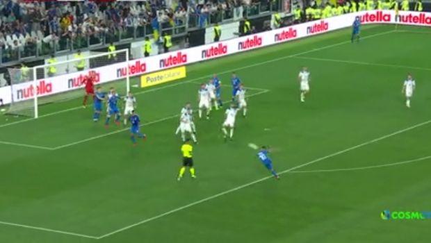 Ιταλία - Βοσνία: Απίθανο γκολ με μονοκόμματο σουτ ο Ινσίνιε