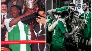 Παναθηναϊκός: Η μόνη ομάδα στην ιστορία του ευρωπαϊκού μπάσκετ με τίτλους σε 24 σερί χρονιές!