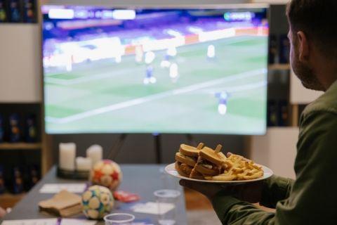 Είδαμε το Τσέλσι - Ρεάλ στο Σπίτι της 24 MEDIA με φόντο τον τελικό του Champions League