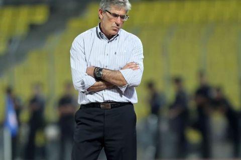 """Αναστασιάδης : """"Δεν... σκοτώνω κανέναν παίκτη"""""""