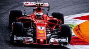 Τα έκανε… θάλασσα η Ferrari!