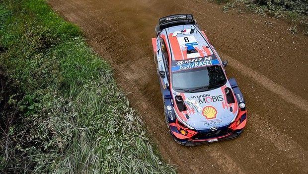 WRC: Καθαρό προβάδισμα του Τάνακ στο ράλι Εσθονίας