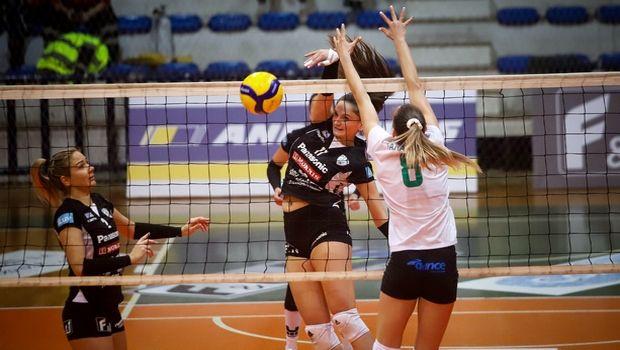 Volley League γυναικών: Ο ΠΑΟΚ το ντέρμπι, 3-0 τον Παναθηναϊκό