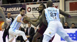 Κολοσσός – 'Ηφαιστος Λήμνου 60-78: Ασταμάτητος και σε τροχιά playoffs
