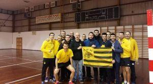 Μία ανάσα από τον τίτλο η ΑΕΚ στην Α1 ανδρών, 4-3 και τον Παναθηναϊκό