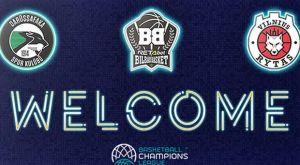 """Τριπλό """"μπαμ"""" από το Basketball Champions League ενόψει 2020/21"""