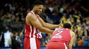 EuroLeague: Με Ρούμπιτ το Top-10 των κοψιμάτων του πρώτου γύρου