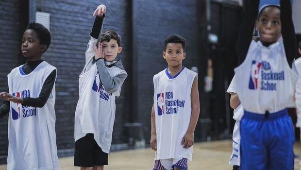 Η LG σε στέλνει στο NBA Basketball School της Αθήνας