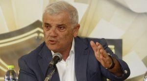 """Μελισσανίδης: """"Οσοι θέλετε να αποχωρήσετε, είστε ελεύθεροι"""""""