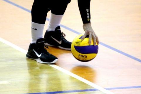 VOLLEY LEAGUE / ΚΥΖΙΚΟΣ - ΟΣΦΠ (ΒΑΣΙΛΗΣ ΠΑΠΑΔΟΠΟΥΛΟΣ / Eurokinissi Sports)