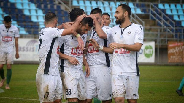Απόλλων Πόντου - ΑΕ Καραϊσκάκης 1-3: Στην τέταρτη θέση η ομάδα της Άρτας