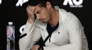 Τένις: Η συγκλονιστική αποκάλυψη του Μάρεϊ για την υγεία του