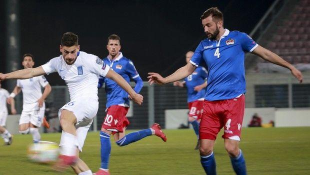 Προκριματικά Euro 2020: Το Λιχτενστάιν έχει δεχθεί 72 σουτ και 8 γκολ σε δύο ματς