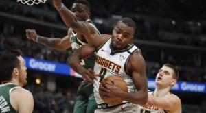 NBA: Το Top-5 της βραδιάς είχε και Αντετοκούνμπο