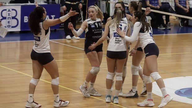Volleyleague γυναικών: Σπουδαίο διπλό η Θέτις, εύκολα ο ΠΑΟΚ
