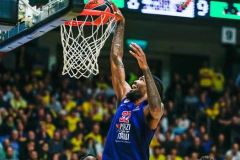 EuroLeague: Με Έλις, Μπάλντουιν και Παπαγιάννη το Top-10 της αγωνιστικής