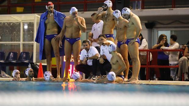 Ιταλία - Ελλάδα 10-6: Άντεξε για ένα ημίχρονο