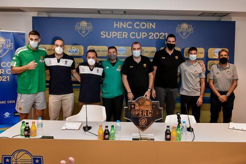2 HNC COIN SUPER CUP  /   (  / EUROKINISSI)