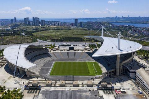 Το Ολυμπιακό Στάδιο της Κωνσταντινούπολης