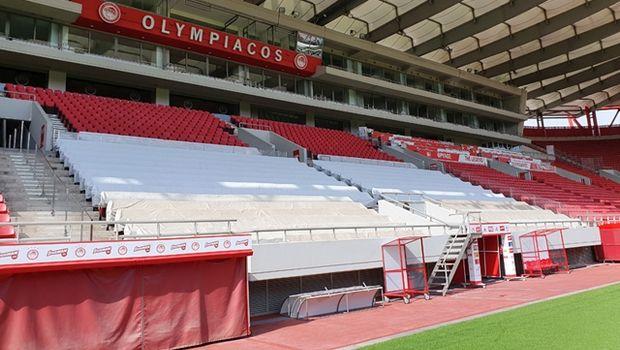 Ολυμπιακός: Βελτιώσεις συνεχώς στο